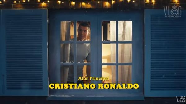 """Cristiano Ronaldo hizo una parodia de """"Mi Pobre Angelito"""""""