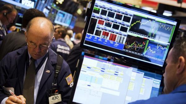 Los ADR de bancos argentinos y empresas de energía encabezaron las pérdidas.