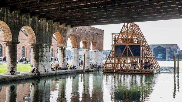 Bienal de Venecia, uno de los grandes eventos de arte global