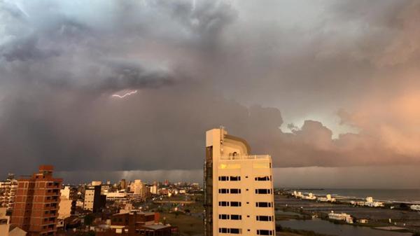 Luego de la tormenta, este lunes habrá buen tiempo en la Ciudad Feliz