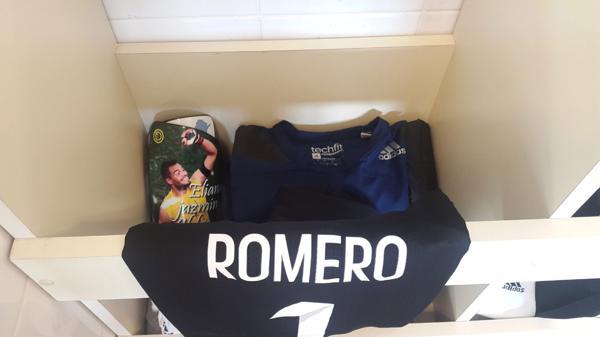 Romero, uno de los cuestionados en el equipo de Bauza