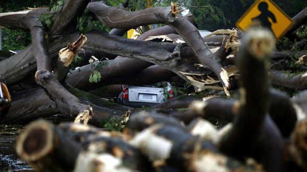 Al menos cuatro personas murieron en Panamá por la tormenta Otto (EFE)
