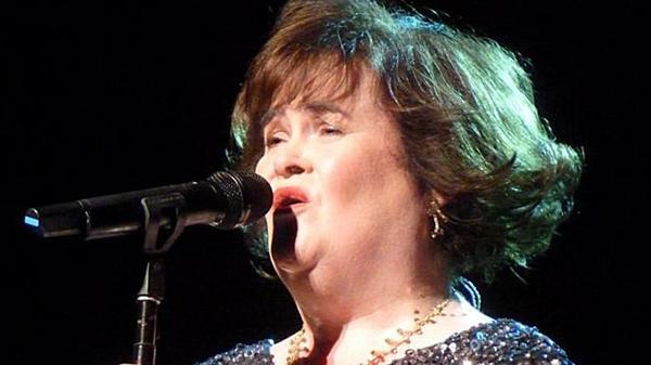 Susan Boyle ya no podrá cantar