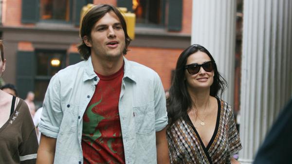 Ashton Kutcher reveló un sorprendente detalle de su vida después del divorcio de Demi Moore