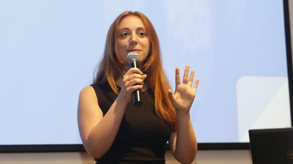 Rocío Ferrari, Technical Solutions Consultant de Google (Nicolás Aboaf)