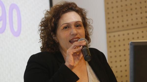 Cinthia Novick, directora creativa (Nicolás Aboaf)