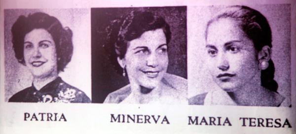 Las tres eran importantes opositoras al gobierno del dictador Trujillo en República Dominicana