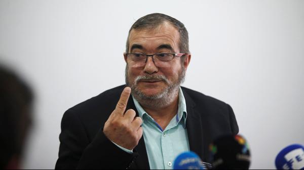 """""""Timochenko"""" cree que muchos miembros de las FARC morirán tras dejar las armas"""