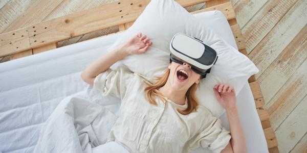 """Porno virtual, el último avance para """"tener sexo"""" de una manera más realista"""
