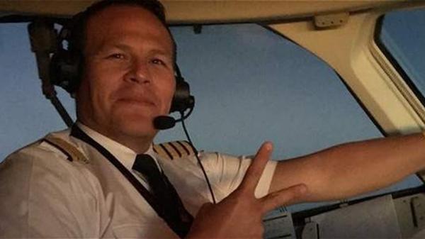 Miguel Quiroga, piloto del avión donde viajaba la delegación del Chapecoense