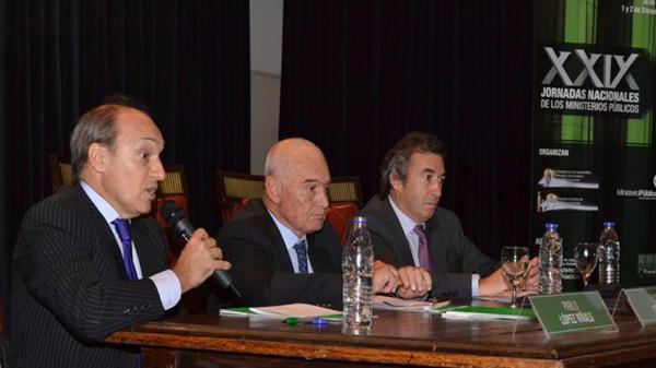 El encuentro congregó a fiscales de todo el país (Facebook)