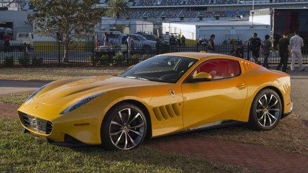 El último one-off de Ferrari: el SP275 RW Competizione es un ejemplar basado en la F12 Berlinetta