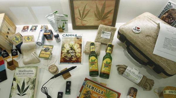 El Museo del Cannabis de Montevideo (MCM) está situado en una zona céntrica de Montevideo (EFE)