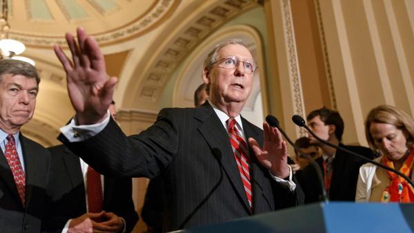 Mitch McConnell pidió que el asunto de ciberespionaje no sea un tema partidista