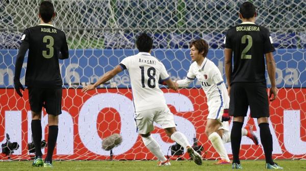 Kashima Antlers eliminó al Atlético Nacional en las semifinales del Mundial de Clubes (Reuters)