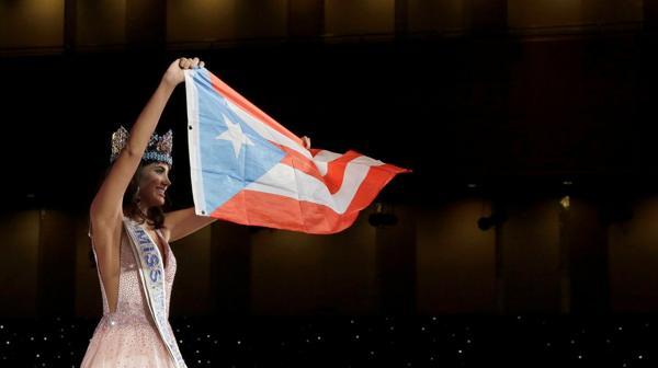 Stephania del Valle es la nueva Miss Mundo 2016 (Reuters)