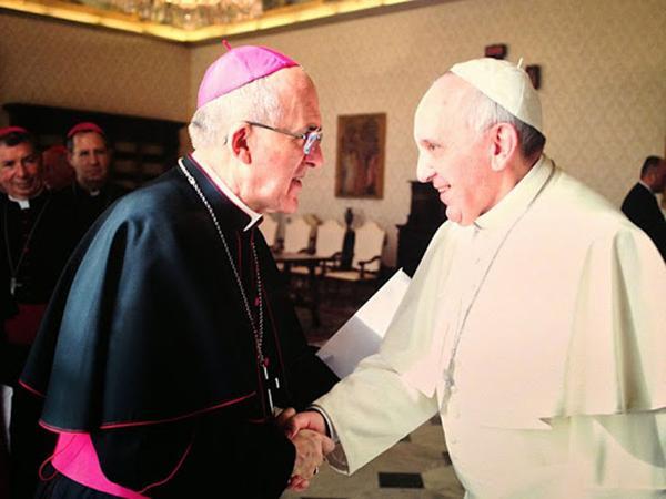 En noviembre pasado, el Papa nombró 17 nuevos cardenales