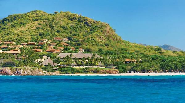 Celebridades como Kim Kardashian y Alessandra Ambrosio son fanáticas de este paraíso mexicano llamado Punta Mita (Four Seasons)