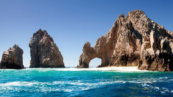 Los Cabos, uno de los destinos turísticos más exclusivos del mundo.