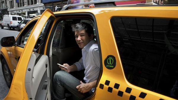 Por lo general, los taxista se ponen en pie de guerra cuando llega Uber a su ciudad. Pero en Nueva York llegaron a un acuerdo y la aplicación también permite solicitar taxis.