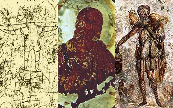 Las tres representaciones más antiguas de Jesús