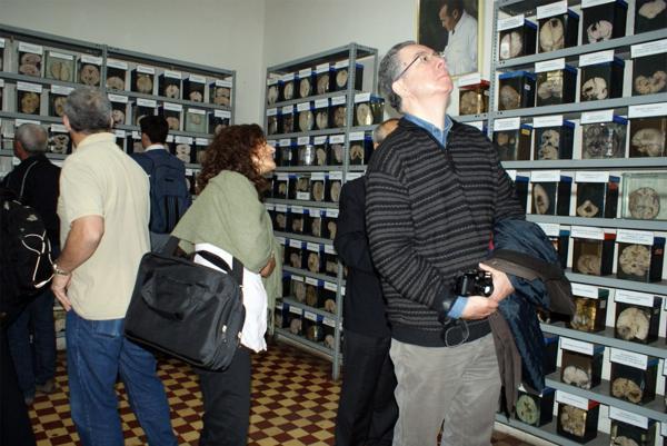El Museo de Neuropatología se ubica en el Hospital Santo Toribio de Mogrovejo