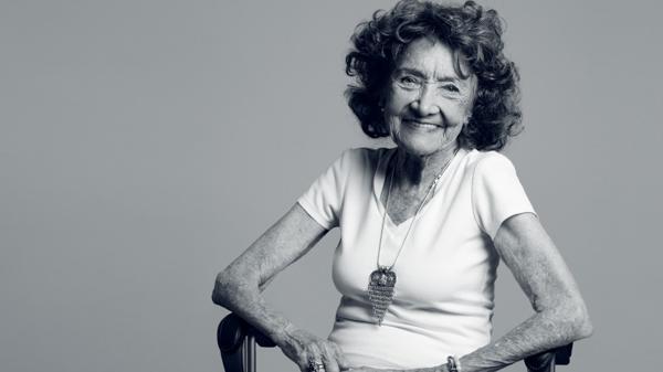 Täo Porchon-Lynch nació en India en 1918