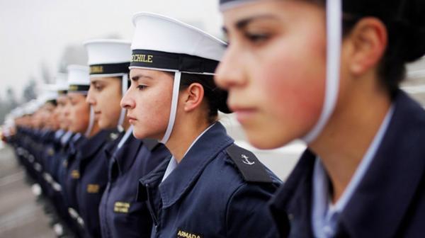 Las marineras eran espiadas por sus compañeros de barco
