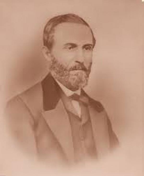 William Bullock desarrolló una maquina de imprenta para prensa