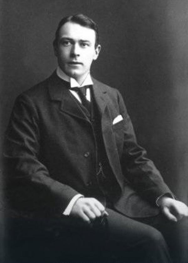 Thomas Andrews fue el principal ingeniero naval del Titanic