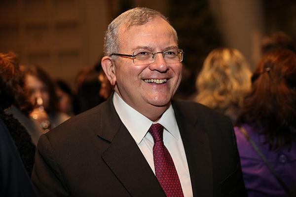 El embajador griego en Brasil, Kyriakos Amiridis