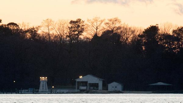 Instalaciones que, según The New York Times, están en la propiedad de Maryland, situada a una hora y media de Washington DC