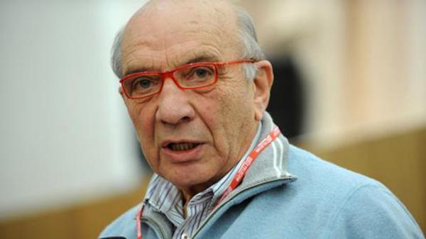 William Salice murió hoy en Italia a los 83 años por un ACV