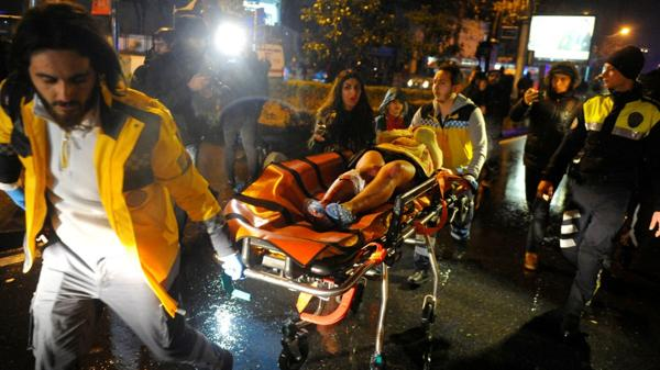 Ataque terrorista en una discoteca de Estambul: confirman 39 muertos y 69 heridos
