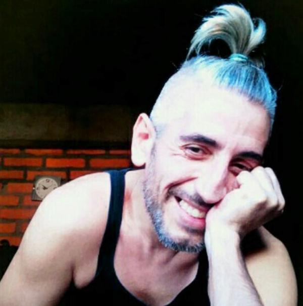 A sus 42 años, Daniel Sgardelis reside en su Salta natal