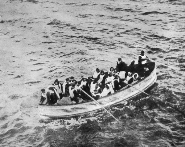 Un incendio de tres semanas se ocultó a los pasajeros del Titanic (Getty)