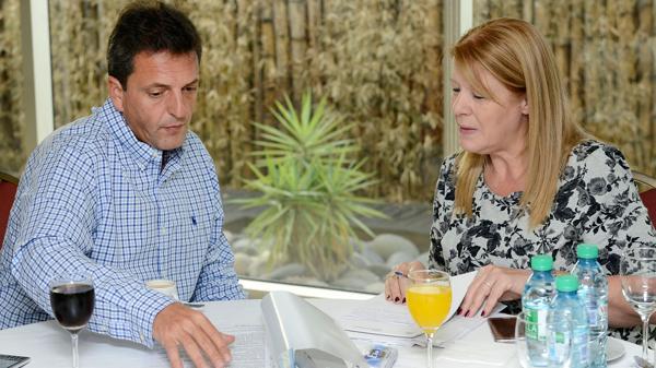 Sergio Massa y Margarita Stolbizer también serán claves (Prensa Massa – Prensa Stolbizer)