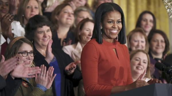 Michelle Obama (AP)