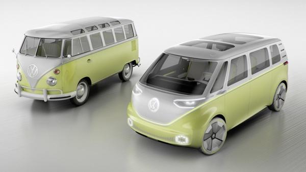 Del ayer al mañana, la evolución de un buque insignia de Volkswagen