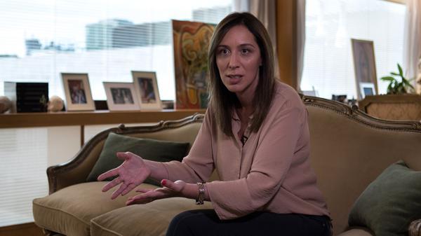 María Eugenia Vidal, la carta fuerte de Cambiemos (Adrián Escandar)