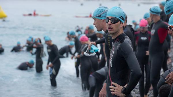 Los participantes deberán completar el tramo de 3,86 kilómetros de natación en menos de 160 minutos (iStock)