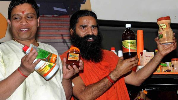 Patanjali tiene una línea de 500 productos