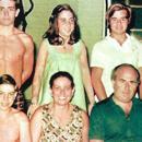 La familia: Alejandro, Silvia, Daniel