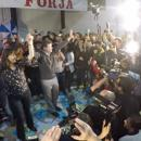 Pasada la 1 de la madrugada, Gustavo Melella se proclamó ganador aunque omitió aclarar si su victoria lograba superar el 50% de los votos, como finalmente sucedió. Una hora después, Rosana Bertone reconoció su derrota.