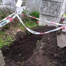 La tumba de Ciro profanada