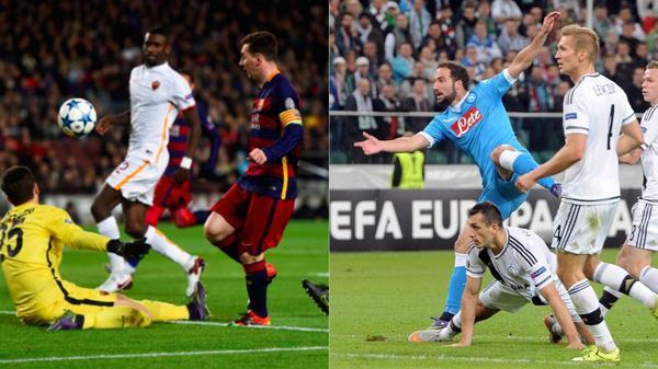 Lionel Messi y Gonzalo HIguaín, entre los candidatos a mejor gol de Europa